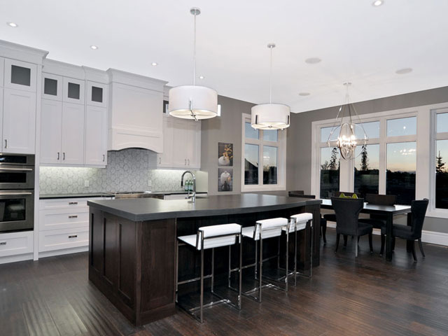 The Stratford by Cook Custom Homes in the Calgary Herald